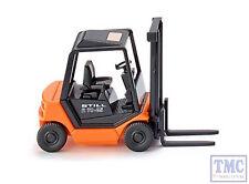 066301 Wiking OO Gauge Still R70-25 Forklift Truck