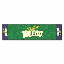 Fanmats University of TOLEDO Putting Green Runner - 10325