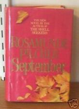 September By Rosamunde Pilcher. 9780450528682