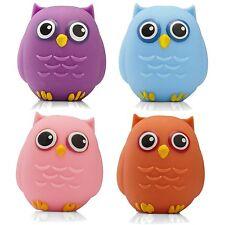 Puffer Owl Squidgy Stretchy Sensory Toy - Fiddle Fidget Stress Sensory Toy