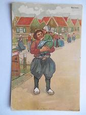 """CPA """"W. De Haan - Utrecht"""" Melchers"""