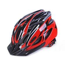 Casco de bicicleta ajustable para carretera/montaña/BMX casco de ciclismo