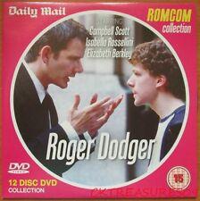 ROGER DODGER DVD CAMPBELL SCOTT ISABELLA ROSSELLINI ELIZABETH BERKLEY