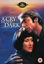 A CRY IN THE DARK Evil Angels Meryl Streep New DVD Reg4