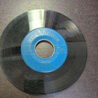 45 Record Spike Jones Varsity Rag/I Wonder Where My Baby Is Tonight VG