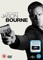 Jason Bourne [DVD + Digital Download] [2016] [DVD]