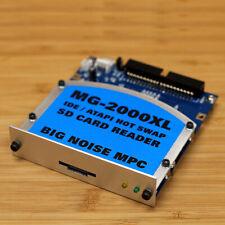 Akai MPC 2000XL ATAPI / IDE to SD Card Reader Kit | Hot Swap Silver