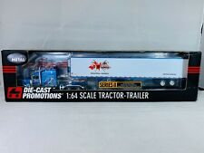 DCP-BIG R EXPRESS #31213 1:64 Scale Tractor Trailer