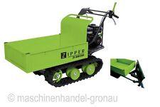 Zipper Raupendumper ZI-MD300, Moteur Brouette, Dumper, Mini Dumper