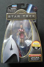 STAR TREK GALAXY COLLECTION UHURA WITH BRIDGE PART T2 2009 (STILL CARDED)