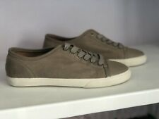 Frye Casual Gray Women's Sneakers Soft Leather. Size 6,5