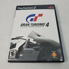 Gt Gran Turismo PlayStation 2 Ps2 Complete Vintage Video Games