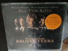 ROD STEWART , BRYAN ADAMS , STING . ALL FOR LOVE  from THE THREE MUSKETEERS