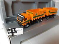 MB SK94  Heilemann Entsorgung GmbH 73240 Wendlingen  Abroll Container   TOP RAR