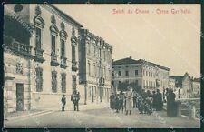 Vicenza Thiene STRAPPINO cartolina QK7927