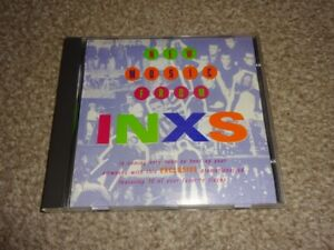 PROMO CD ALBUM - INXS - COMPILATION NEW MUSIC FROM INXS  (U.S. PROMO)