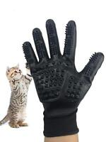 Gloves for Shedding, Bathing, Grooming, De-Shedding Horses/Dogs/Cats/Livestock/S