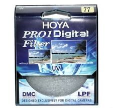 HOYA Pro 1 Digital UV Camera Lens 77mm  Filter Pro1 D Pro1D UV(O) DMC LPF