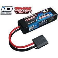 Latest Traxxas 25C 2200mAh 2S 7.4V LiPo Battery 1/16 E-Revo Slash 4X4 VXL #2820X