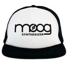 Cappello Moog Synthesizer, Trucker Cap Dj produttore musica elettronica, House