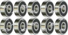 10 x Roulement à billes Bearing comme Set 10 Pièces 1120905054 882120 17x52x17mm f00m990415