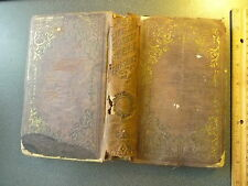 Life and Death In Rebel Prisons by Robert H Kellogg 1865 First Edition