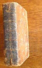 Français-Latin le dictionnaire des commençans  1777