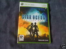 STAR OCEAN THE LAST HOPE, PAL ¡¡¡NUEVO Y PRECINTADO!!!