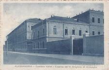 * ALESSANDRIA - Quartiere Valfrè - Caserma dell'11° Artiglieria da Campagna