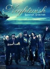 Showtime, Storytime [2-CD/2-DVD] by Nightwish (DVD, Dec-2013, 4 Discs, Nuclear Blast)