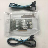 LSI 9272-8i PCI-E 3.0 8Port 512M cache 6Gbps Raid Card +2PCS 8087 SATA cable