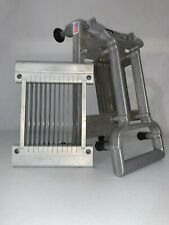 "NEMCO 55975 COMMERCIAL 1/2"" CUT EASY SLICER GREAT FOR FOOD TRUCK"