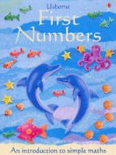 Jo Litchfield, F. Brooks, Usborne First Numbers, Very Good Book