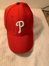 Philadelphia Phillies NIKE Official MLB Cap AUTO ADJUST Embroidered Logo