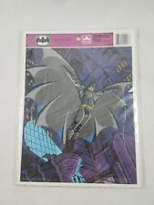 SEALED BATMAN RETURNS Golden Frame Tray Puzzle 1992 4127 Dark Knight