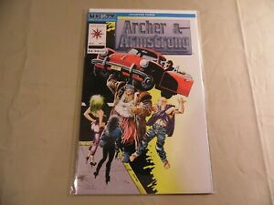 Archer & Armstrong #1 (Valiant 1992) Free Domestic Shipping