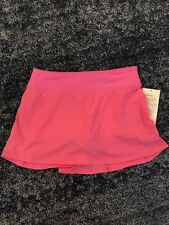 NWT Dark Prism Pink Lululemon Pace Rival Skirt Size 6 Tall