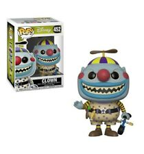 Funko POP! 452 - Disney - L'Etrange Noel de Mr. Jack - Clown - 9cm