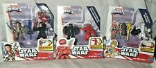 Galactic Heros Star Wars lot of 3 collection