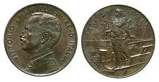 pci0115) Regno Vittorio Emanuele III cent 2 prora 1915