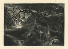 "Samuel Palmer 1889 ""The Brothers under the Vine"""