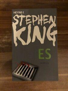 Es | Stephen King | Taschenbuch | NEU | It