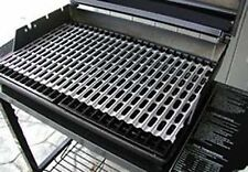 KT's Clean BBQ 12 Disposable Aluminum Grill Topper Liners NEW no stick Grilling