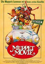 Muppet Movie ORIGINAL AH-Foto Kermit / Muppets /Jim Henson / Frank Oz KULT