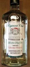 jetzt auch als flotter Dreier  3 x700ml London Dry Gin REGIMENT CIub Gin Tonic