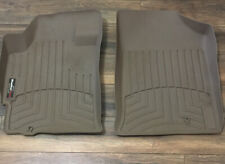 2007 - 2012 Nissan Altima WeatherTech Floor Liners Set of 2 Front Floor Mats
