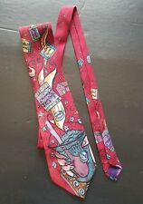 "Beatles tie ""  Instant Karma  "" very good condition   pre-owned  1970"