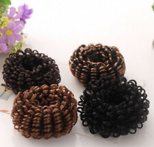 2pcs new mix stretch Hair accessories hair ring #64