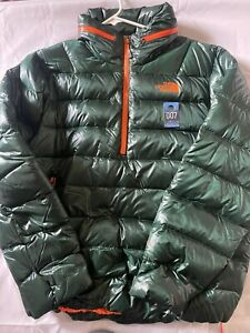 The North Face Down Jacket - Green - Size L - 007