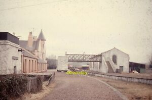 Original 35mm slide Stranorlar Station, County Donegal Joint Railway 1965